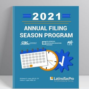 2021 Annual Filing Season Program