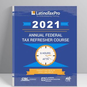 2021 Annual Federal Tax Refresher online