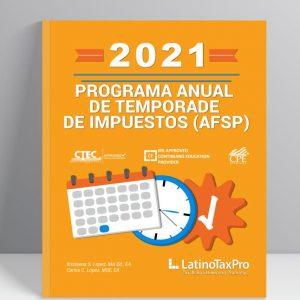 Bilingual Annual Filing Season Program eBook