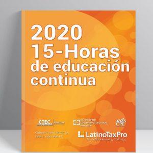 Bilingual 15 Hour Continuing Education eBook